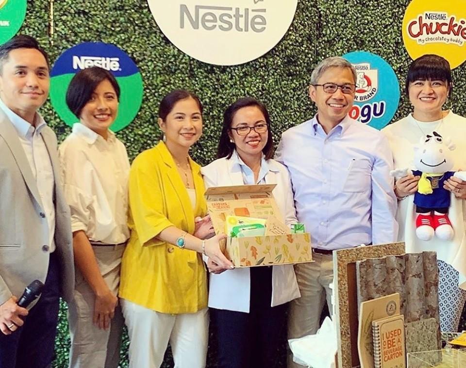 Nestle RTD Subscription Launch Group Photo