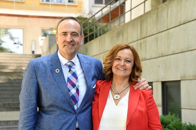 Gustavo Palomares, nuevo decano de Ciencias Políticas y Sociología (18/07/2019)