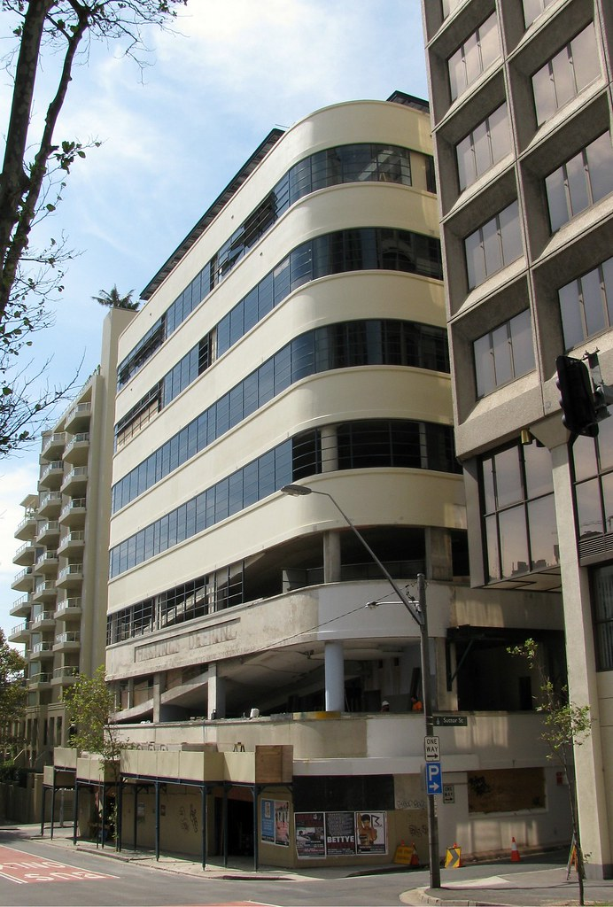 Hastings Deering Building, Woolloomooloo, Sydney, NSW.