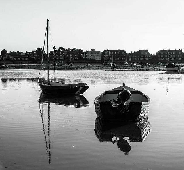 Reflecting on Emsworth  ( Explored 18-07-2019 )