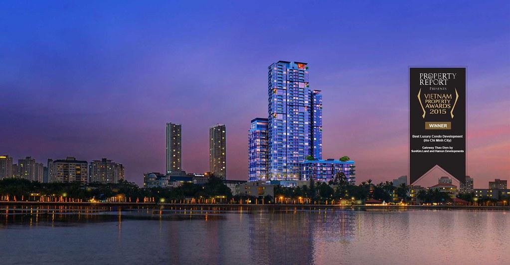 Gateway Thảo Điền Q2 SonkimLand – Đẳng cấp cho cuộc sống tiện nghi 4