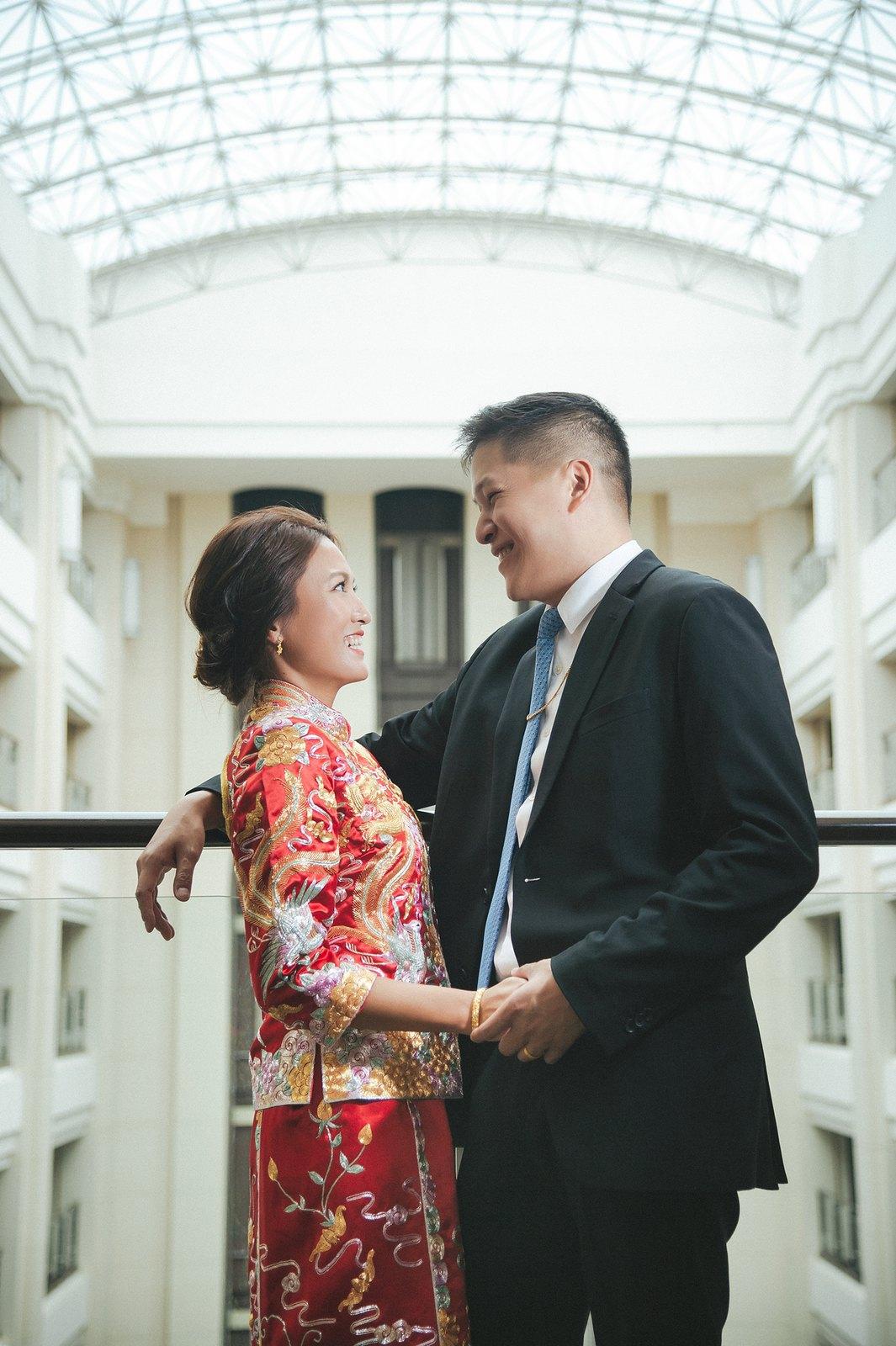 【婚攝】Robert & Allyson / 台南大億麗緻酒店 / Tayih Landis Tainan