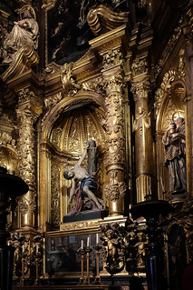 San Sebastian Altar Palma Cathedral