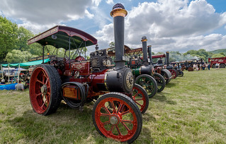 Wiston Steam Rally.