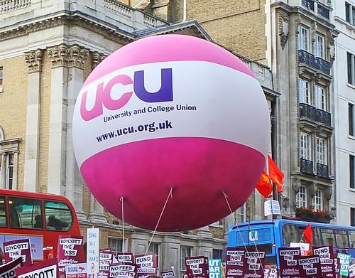 UCU balloon