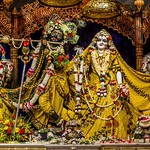 ISKCON Mayapur Deity Darshan 18 July 2019