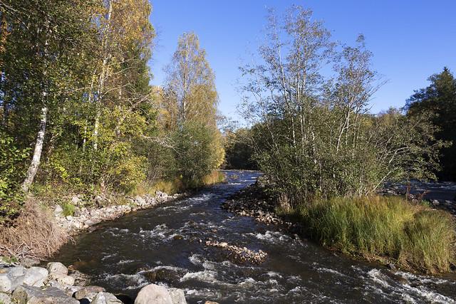 Ågårdselva 1.15. Solli, Norway