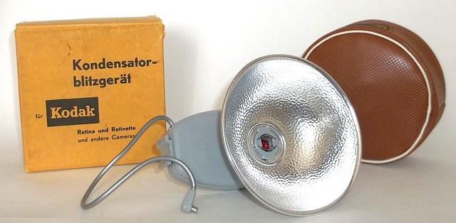 Kodak R.C. Flasholder