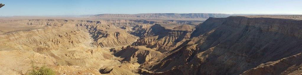 Visrivier Canyon