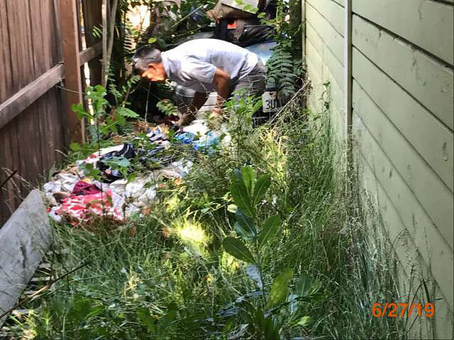 mortgage field services grass cuts pasadena ca