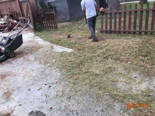 grass cutting foreclosed lawns pasadena ca