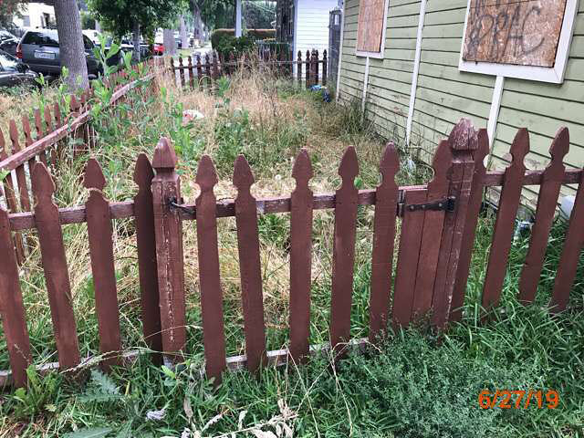 foreclosure home grass cuts pasadena ca