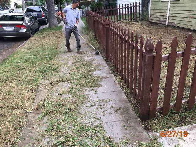 hud property grass cuts pasadena ca