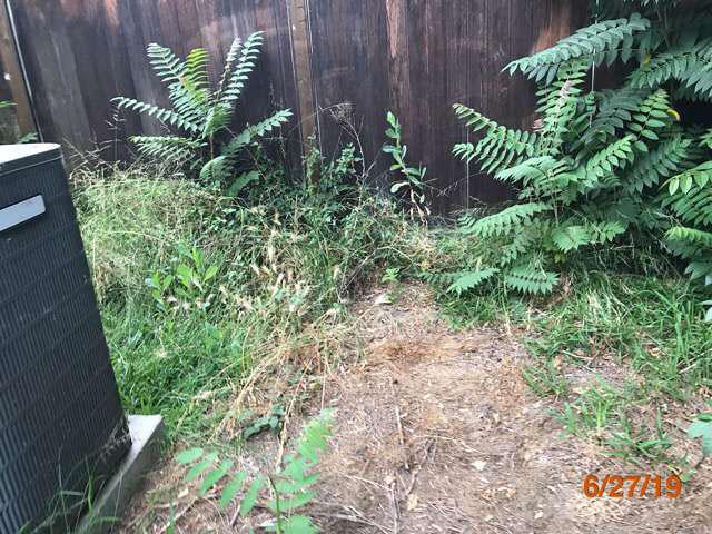 fha property grass cuts pasadena ca
