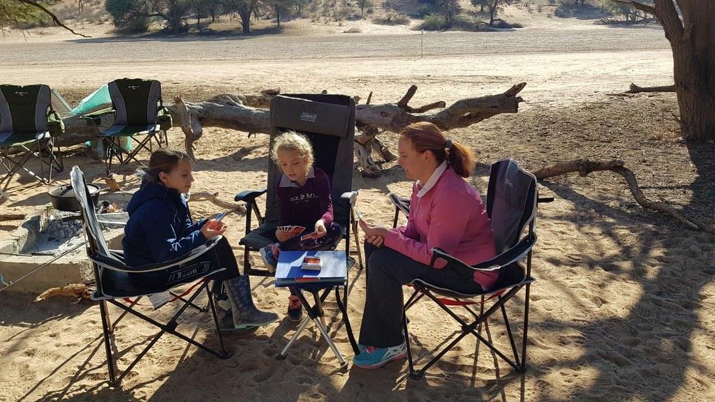 Kalahari Game Lodge