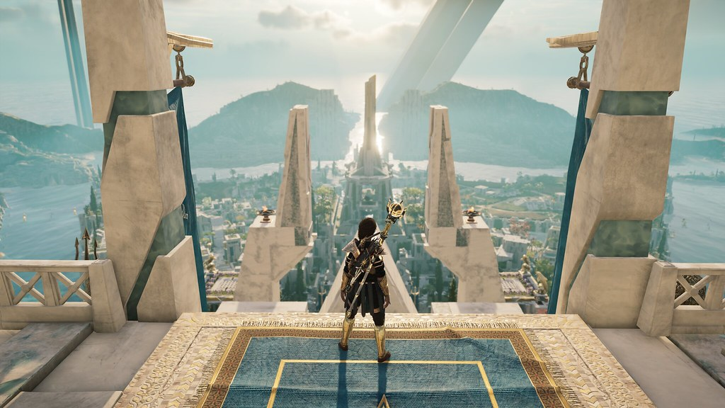 Atlantis Awaits Assassin S Creed Odyssey 1440p Photo M Flickr