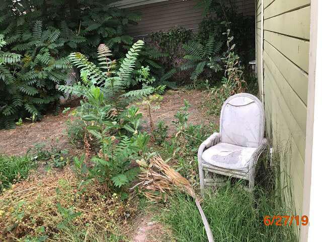 abandoned foreclosure grass cuts pasadena ca