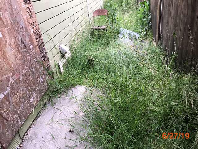 lawn care vacant homes pasadena ca