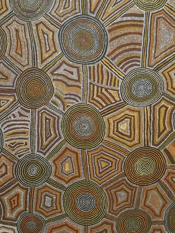 Искусство аборигенов в Галерее искусств НЮУ
