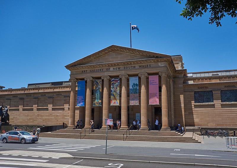 Галерея искусств Нового Южного Уэльса