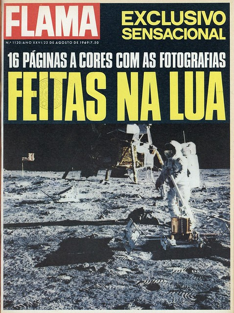 Capa de revista | magazine cover | 1969