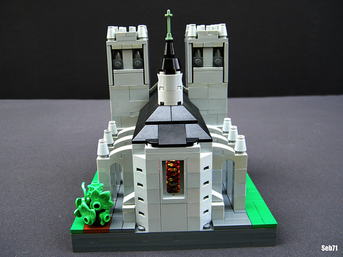 cathedral microscale