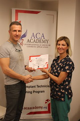 Hair Transplant Training @ ACA Academy