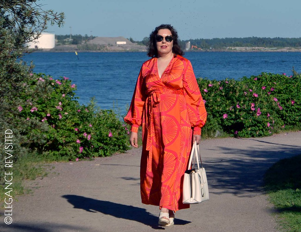 Women Who Wear What They Like - Elegance Revisited