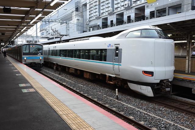 JR-West 287-23, Kyoto