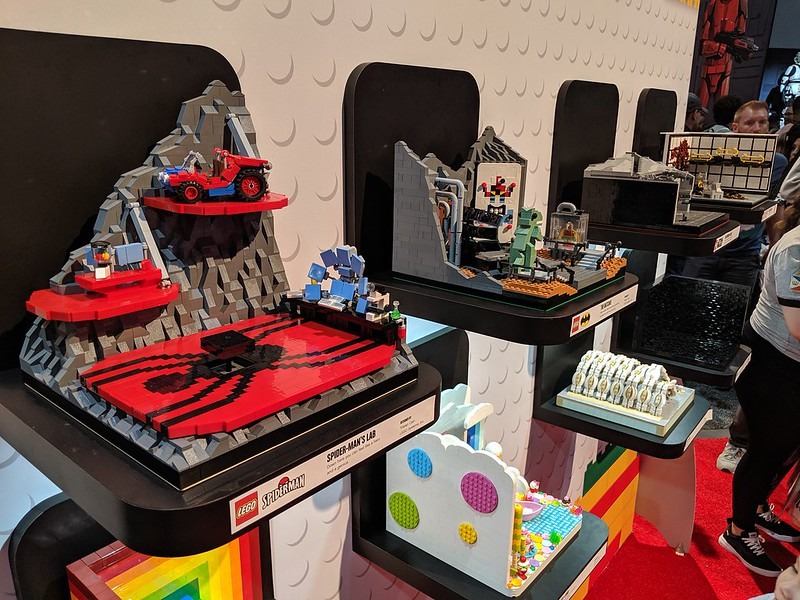 LEGO Booth @ SDCC