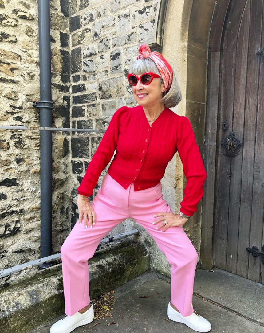 Women Who Wear What They Like - Alternative Ageing
