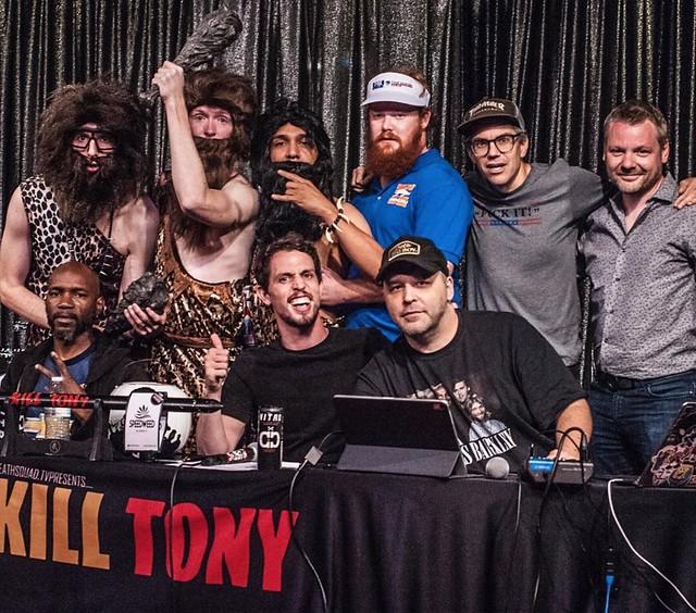 KILL TONY #378