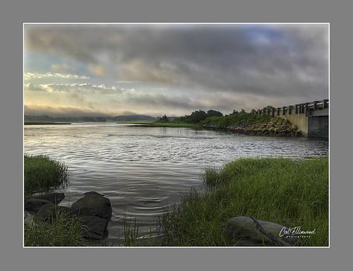 seascape landscape iphone 8 plus water river sunrise
