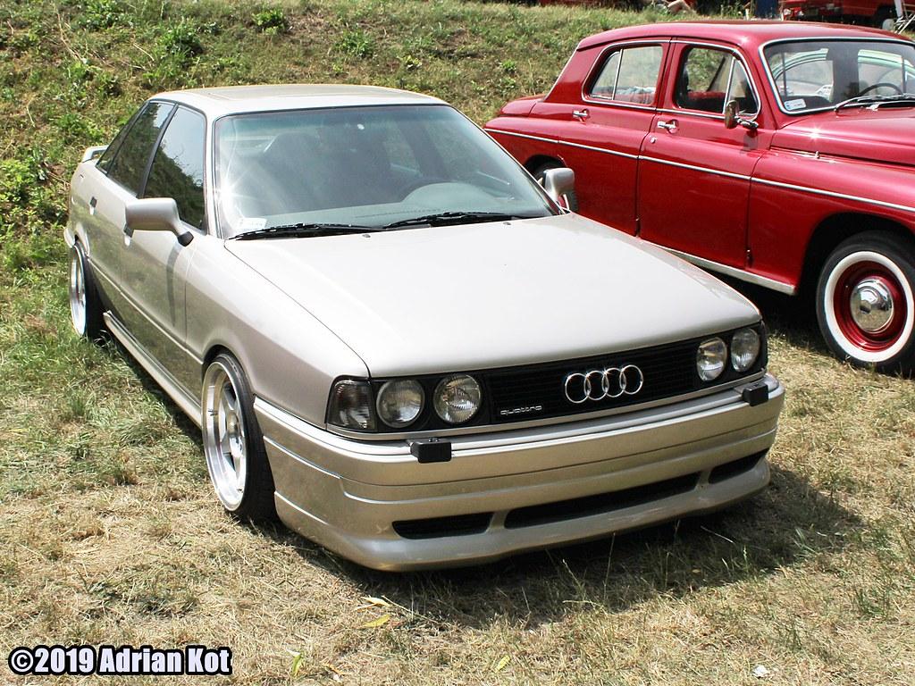 Kelebihan Audi 90 Quattro Tangguh