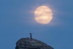 Haytor Moon Partee