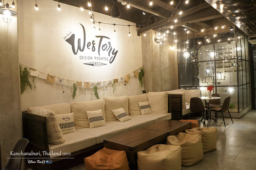 2019 Thailand Kanchanaburi Westory Design Postel