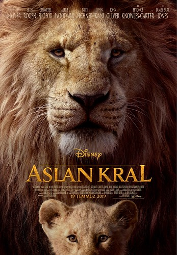 Aslan Kral - The Lion King (2019)