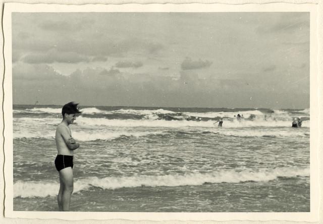 AlbumF125 Strand von Norderney, 1953