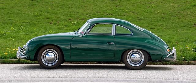Elegance   Porsche 356