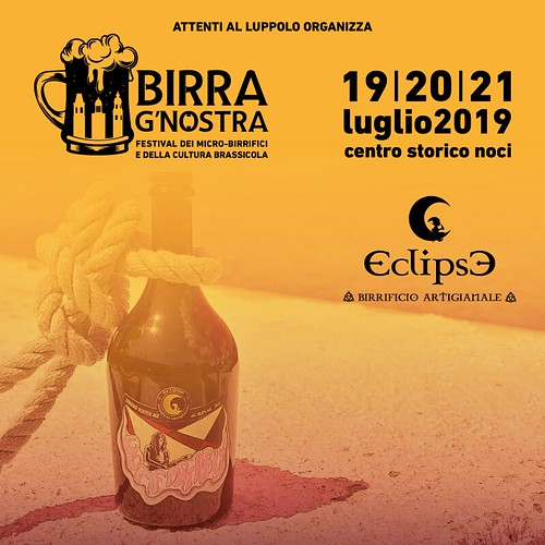 birra g'nostra prima edizione