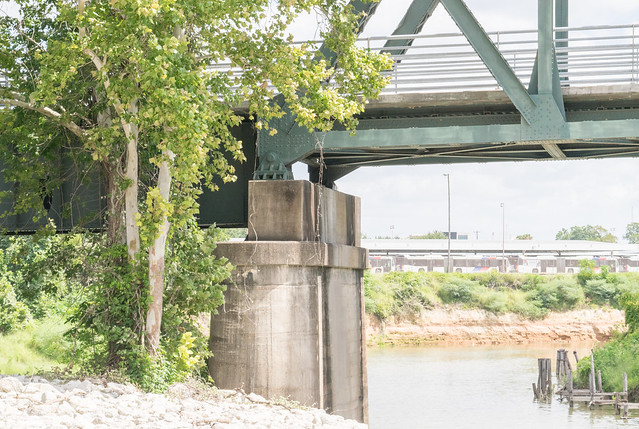 GH&H Railroad Bridge over Buffalo Bayou 1907171309