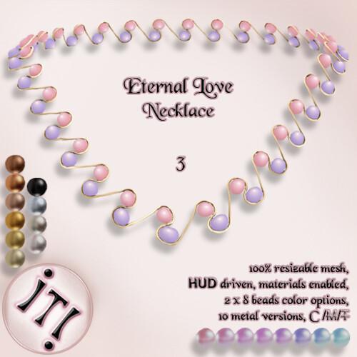 !IT! - Eternal Love Necklace 3 Image