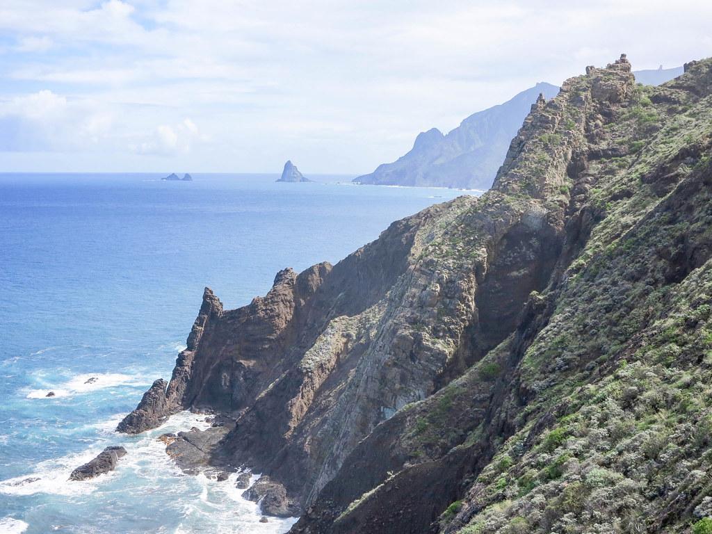 Costa norte de Tenerife