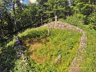 Graveyard nr 59 in Przysłup village, Poland (Great War cemetery)