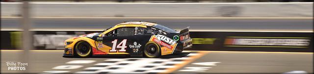 Clint Boyer - #14 Stewart-Haas Racing / Ford