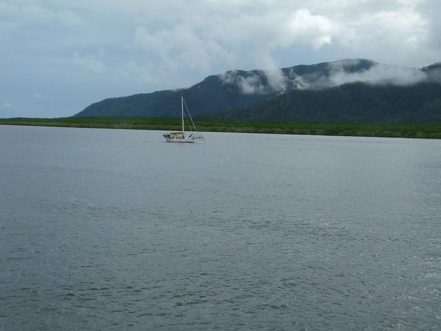 Navegando hacia la Gran Barrera
