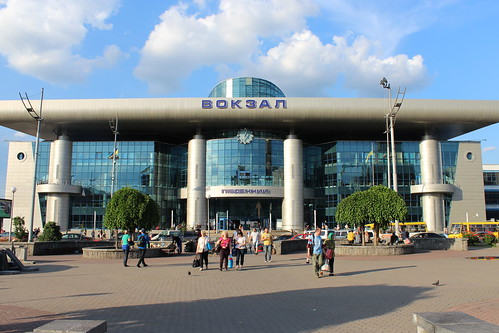 Kyiv-Pass south entrance | by Timon91