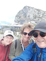 atop the Oberhaupt 2070 m