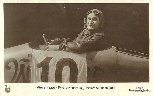 Valdemar Psilander in Favoriten (1917)