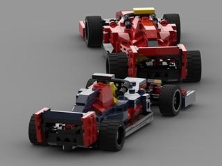 Verstappen v. Leclerc